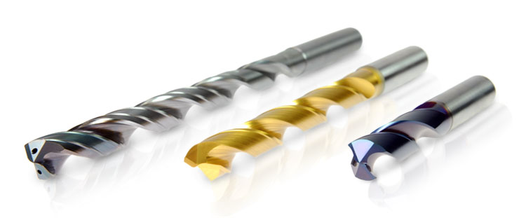 Cutting Tools for Drilling